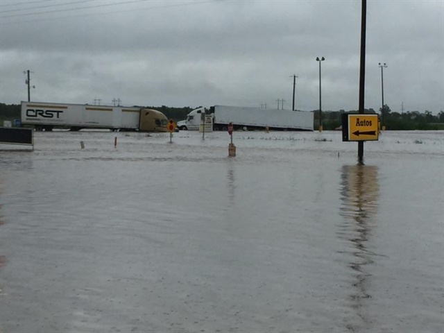 The flooding in Lousiana has affected some Love's locations and directly impacted 5 of its employees. Photo: Love's Travel Stop