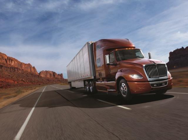 Photo: International Truck
