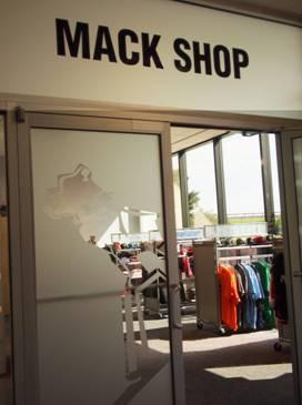The newest Mack Shop recently opened inside the Mack Customer Center in Allentown, Pa.