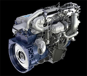 Navistar's MaxxForce engine