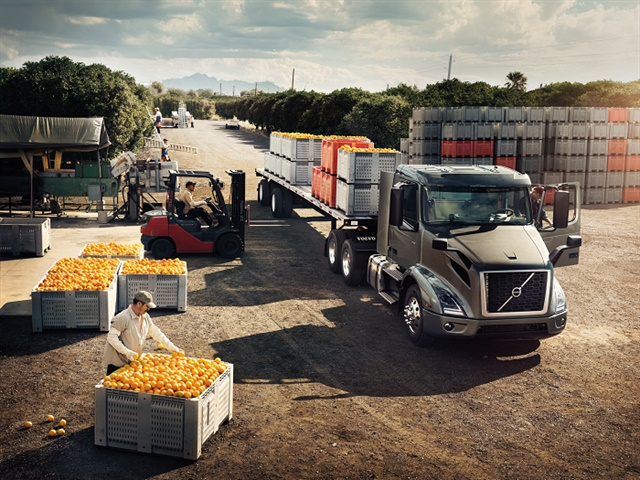 Volvo is offering the VNL for in Mexico for the first time. Photo: Volvo Trucks