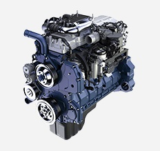 Navistar's N9 Engine Photo: Navistar