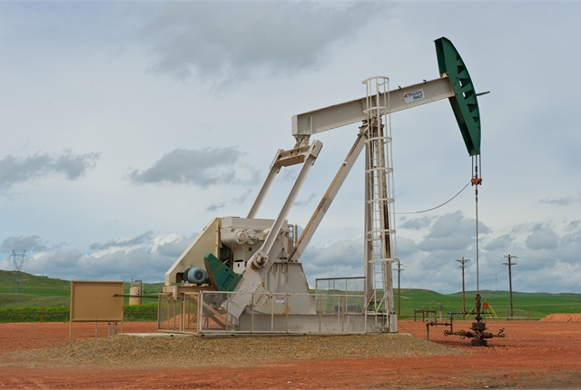 An oil well in North Dakota. Photo: ConocoPhillips