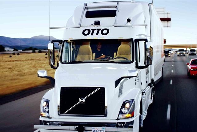 Uber Retires Otto Brand Name - Fleet Management - Trucking Info