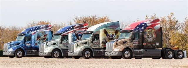 Photo via Pam Transport