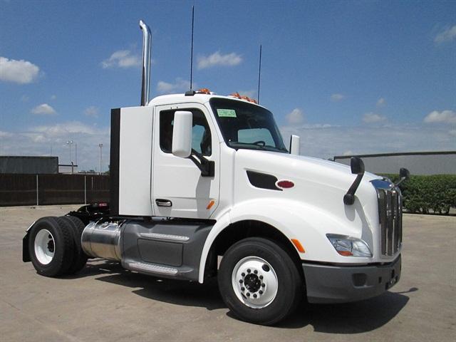 Peterbilt 579 concept truck.