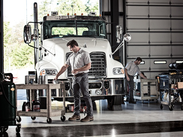 Mack is improving customers' uptime with  GuardDog Connect, part of Mack Pedigree Uptime Protection.