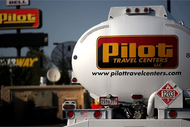 Pilot Flying J says its locations are all still operating despite an FBI/IRS raid on its Tennessee headquarters.