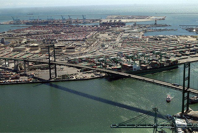 Port of Los Angeles. Photo: Port of L.A.
