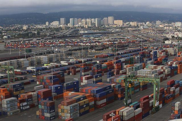 Photo via Port of Oakland