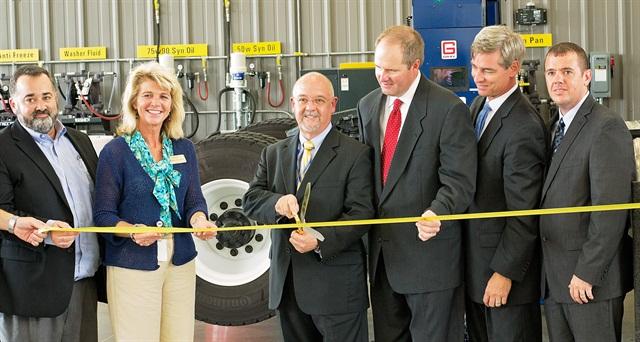 Photo courtesy of Penske Truck Leasing.