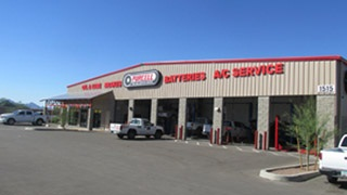 Purcell Tire and Service Center in Tuscon, Ariz: Photo via Purcell.