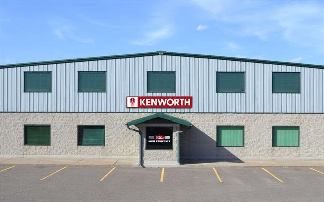 The RihmParts and Service facility in St. Elmo, Minn. Photo: Rihm Kenworth