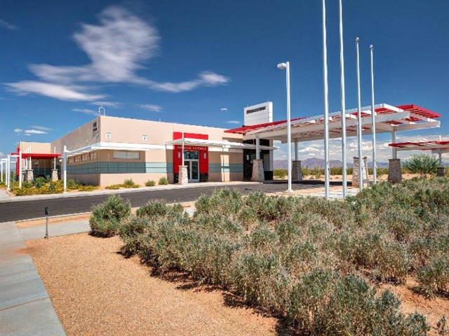 Bridgestone Biorubber Process Research Center in Mesa, Ariz. Photo:  Bridgestone.
