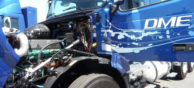 Standard Specification Set for Diesel Alternative DME