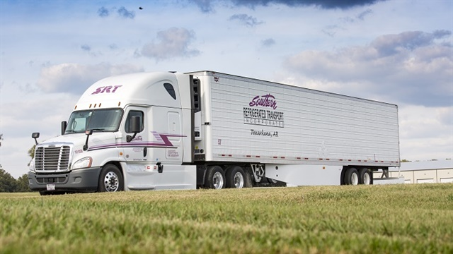Southern Refrigerated Transport announced its second pay bump in six months. Photo: Southern Refrigerated Transport