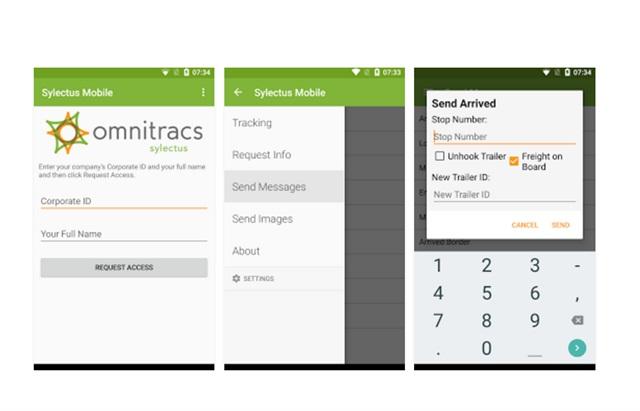 Sylectus Mobile App via Google Play