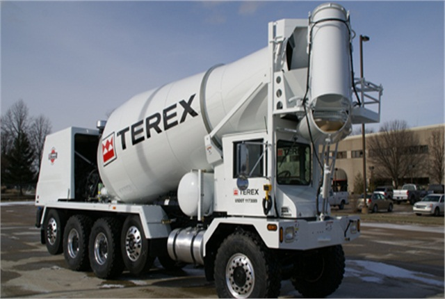 Photo courtesy of Terex.