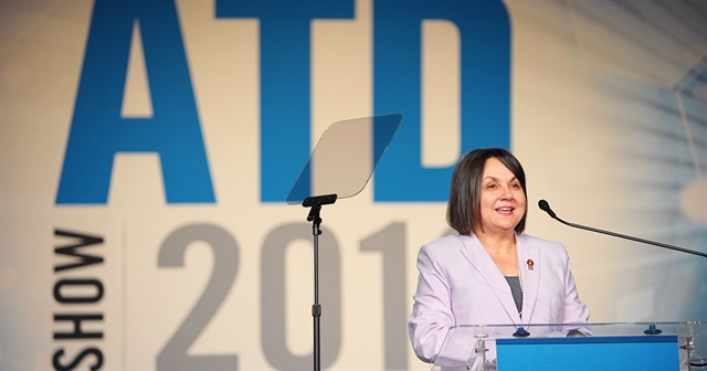 Jodie Teuton is the first womanto be elected chair of American Truck Dealers in the organization's 48-year history. Photo: ATD