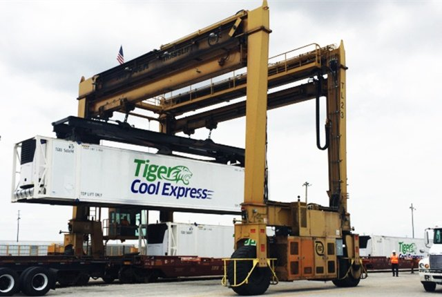 New market trends, including the recent Amazon acquistion of Whole Foods, are creating opportunites for fleets willing to rethink pickup and last-mile delivery. Photo: Tiger Cool Express
