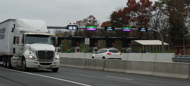 ATA and NATSO say the public dislikes tolls, and for good reason. (Photo by Jim Park)