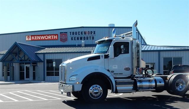 Photo:Truckworx Kenworth