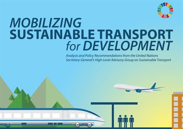 Image: High-Level Advisory Group on Sustainable Transport