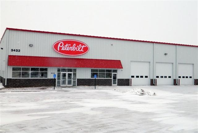 Allstate Peterbilt has recently opened a new location in of Dickinson N.D.