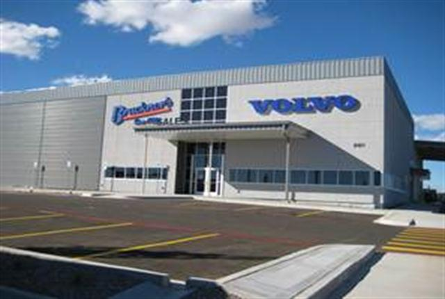 The newly opened full-service Bruckner's Trucks Sales location in Albuquerque, N.M. features 18 service bays and more than $1 million in parts inventory in the 13,000 square-foot parts warehouse.