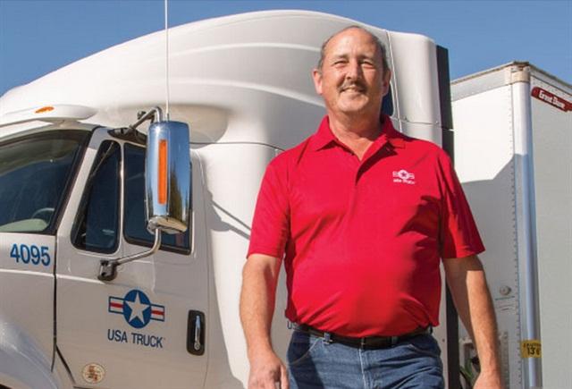 Photo: USA Truck