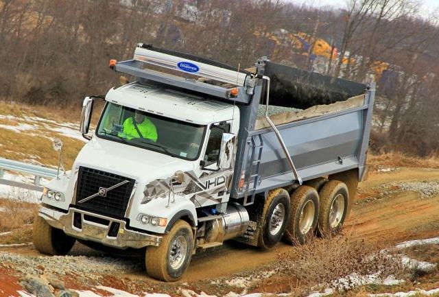 The Volvo VHD 200. Photo courtesy of Volvo Trucks