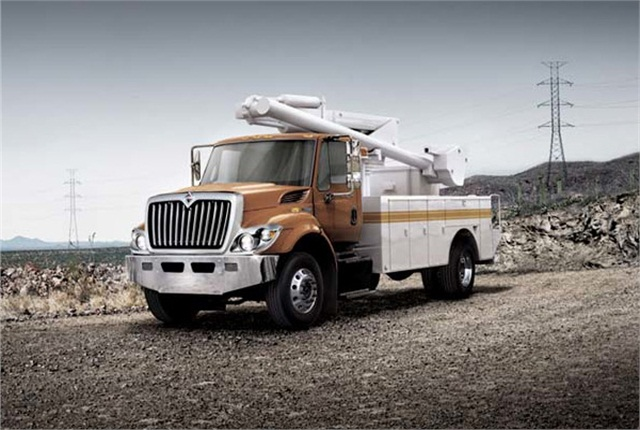 Photo of International WorkStar courtesy of Navistar.