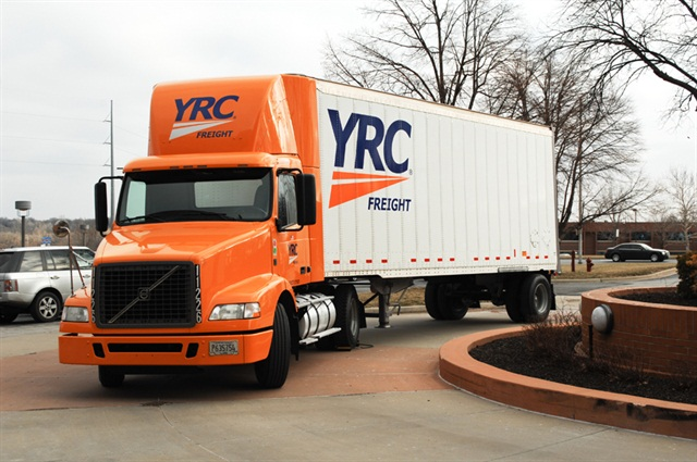 Photo: YRC Freight