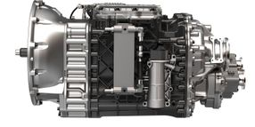 Mack Adds Automated Manual Transmissions for Vocational Use