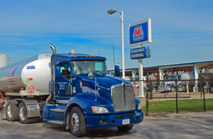 (Photo courtesy of Marathon Fuel Corp.)
