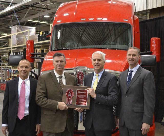 Kenworth Celebrates Millionth Truck Delivery