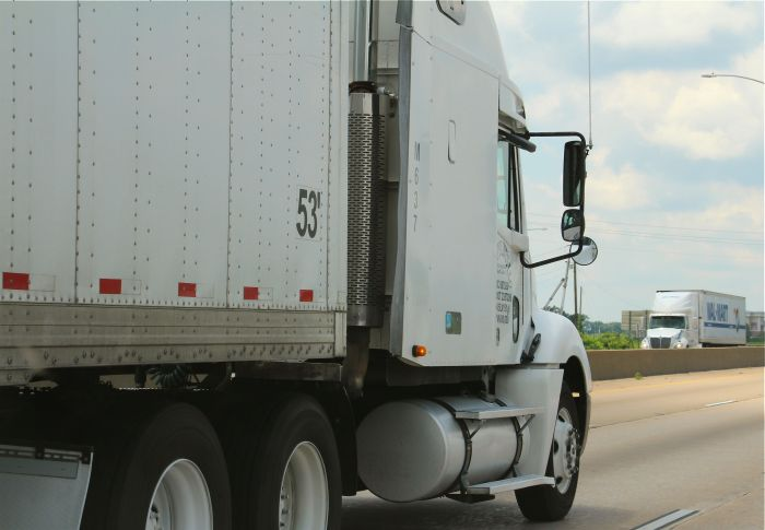Class 8 Truck Demand Hits 4-Year Low