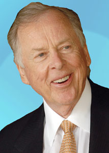 T. Boone Pickens is the keynote speaker at the NationaLease 68th Annual Meeting, Sept. 16-17, in Baltimore.
