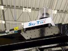 Sky-Trax Lift Truck Tracking Brings GPS Indoors