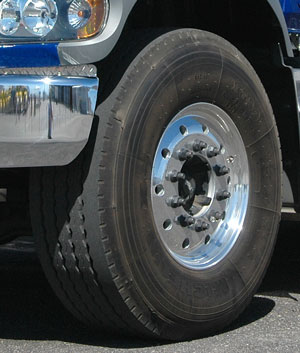 Slower Growth Predicted for OE Truck Tires in 2013