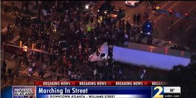 Black Lives Matter Protests Shut Down Highways