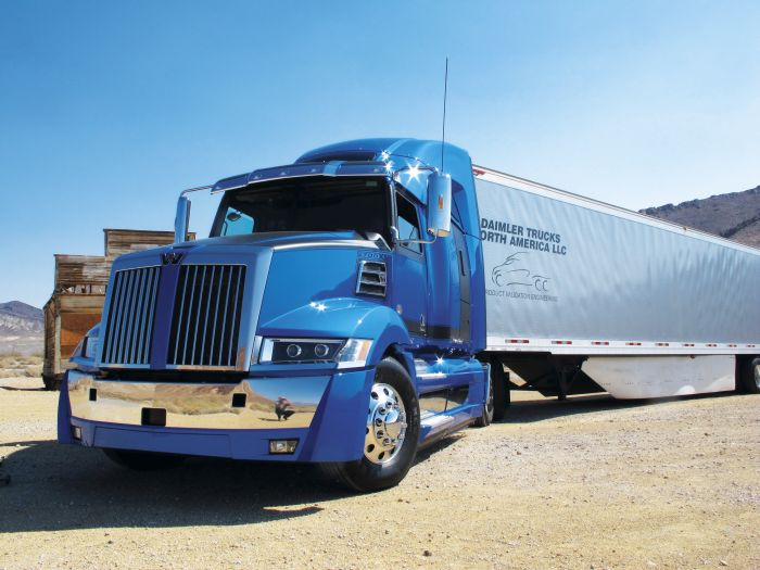 Truck Orders up More Than 40 Percent Year over Year