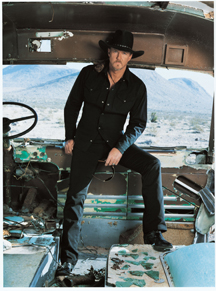 Country Music's Trace Adkins Joins IdleAire National Roll-out