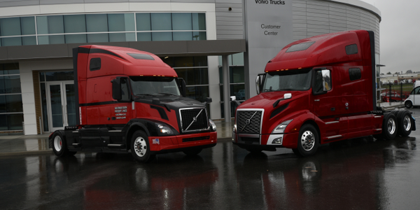 Volvo Trucks recently completed full transition of production from the legacy VNL 670 model to...