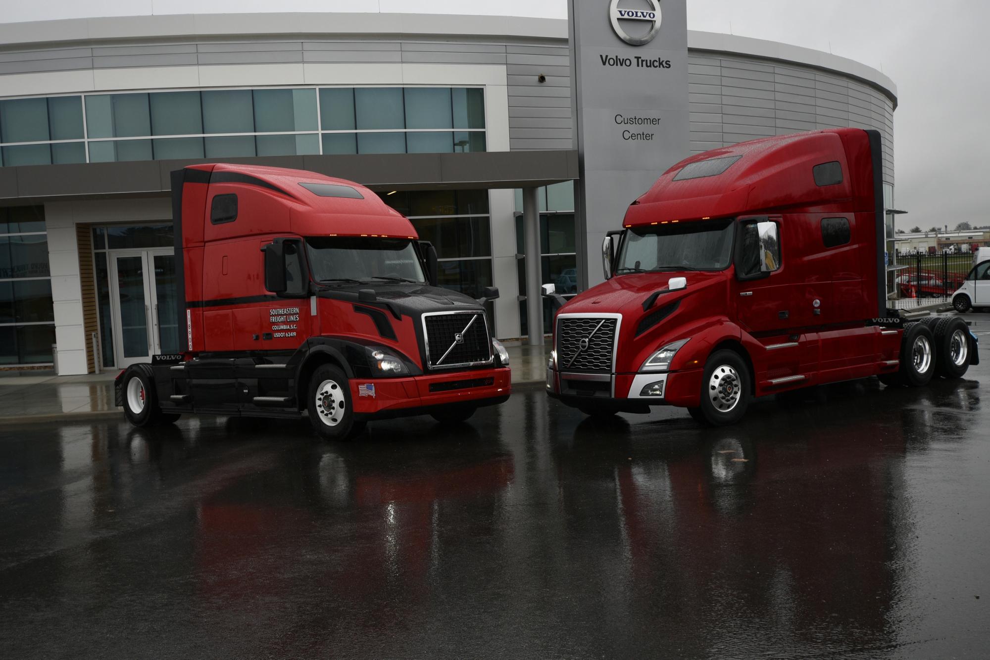 Volvo Trucks Transitions To Full Production Of Vnl 760 Equipment 2012 D13 Engine Diagram Trucking Info