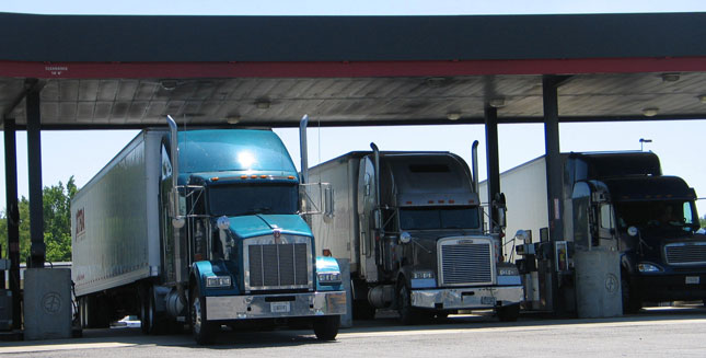 Diesel Drops to Lowest Price of 2012