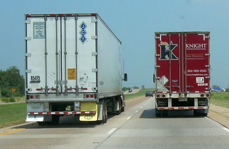Knight Transportation Third Quarter Profit Slips