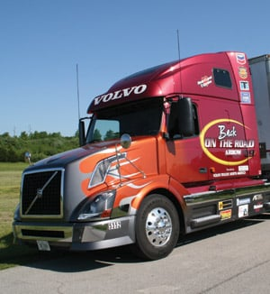 Arrow carries a diverse inventory of 2,500 units of all makes and models and offers a variety of services.(Photo courtesy of Arrow Truck Sales)