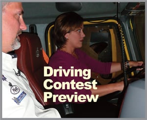 Driving Championships Media Day Yields Good Press For Trucking