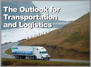 Transportation and Logistics Outlook: Slow but Positive, with Significant Change